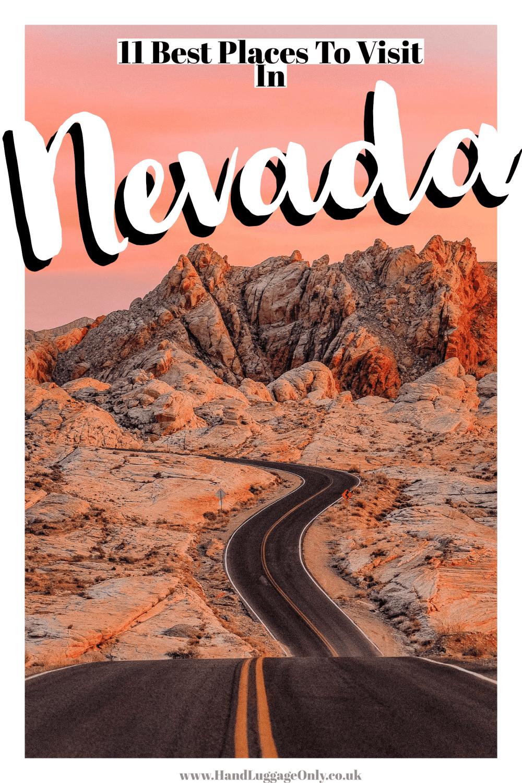 Лучшие места в Неваде для посещения (1)