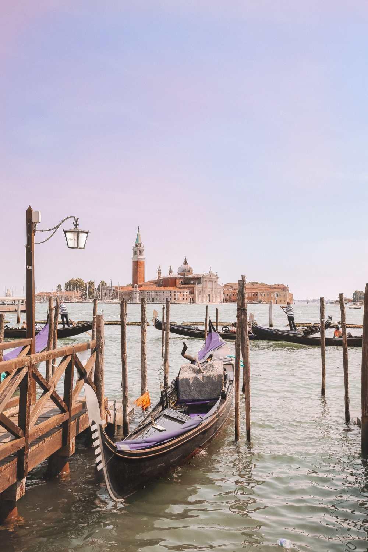 Фотографии и открытки из Венеции, Италия (2)