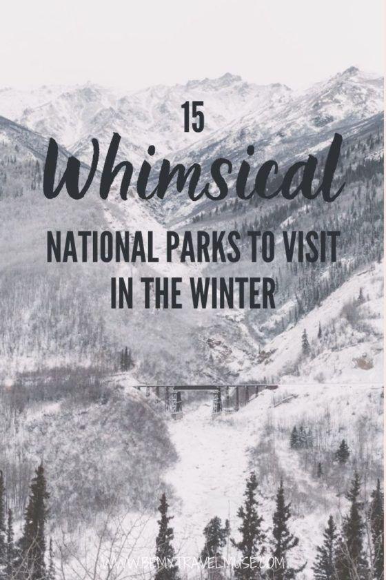 15 лучших национальных парков для посещения зимой: узнайте, что делает эти национальные парки идеальными для зимних приключений на природе. В списке у нас есть национальный парк Йосемити, национальный парк Арчес, национальный парк Брайс-Каньон, национальный парк Денали, национальный парк Йеллоустоун, национальный парк Гранд-Тетон, национальный парк Джошуа-Три, национальный парк Долина Смерти и многое другое. Нажмите, чтобы просмотреть список и спланировать свое следующее приключение прямо сейчас! #USANationalParks