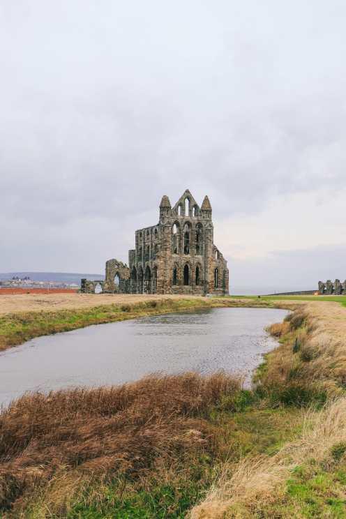 Изучение Древней Англии - Залив Робин Гуда и Аббатство Уитби (42)