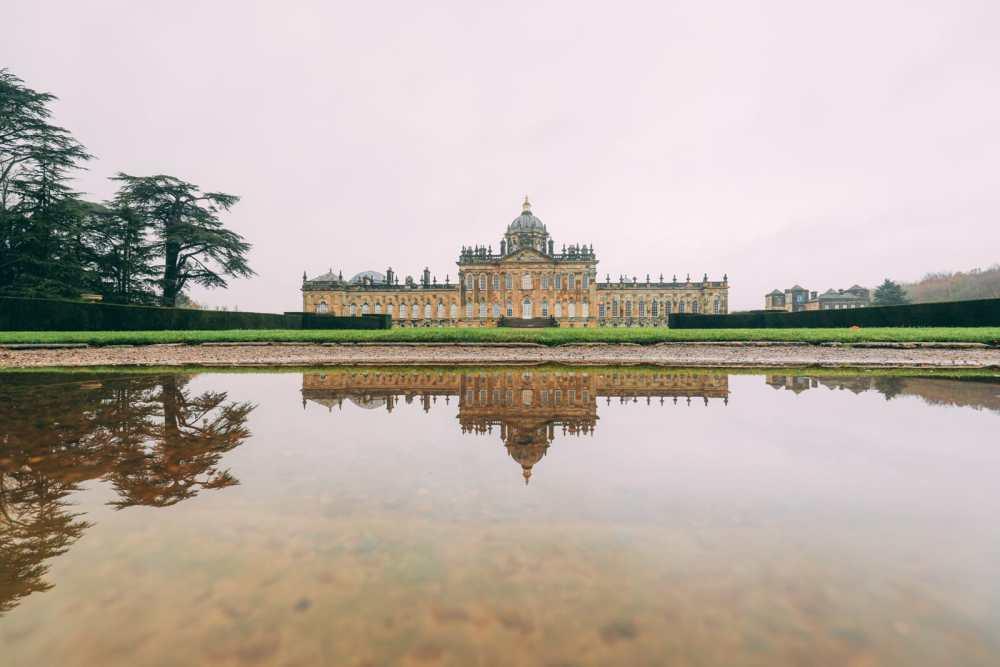 Замок Ховард - английский замок, который вам обязательно нужно посетить! (6)