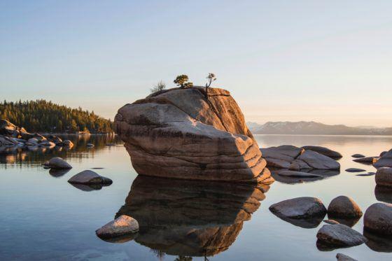 50 вещей, которые нужно сделать на озере Тахо