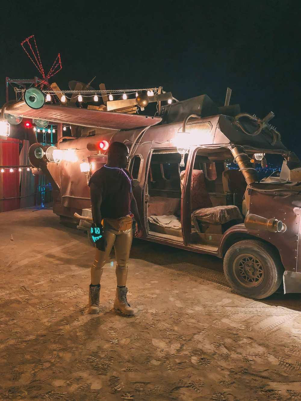 Путеводитель по Burning Man для новичков (27)