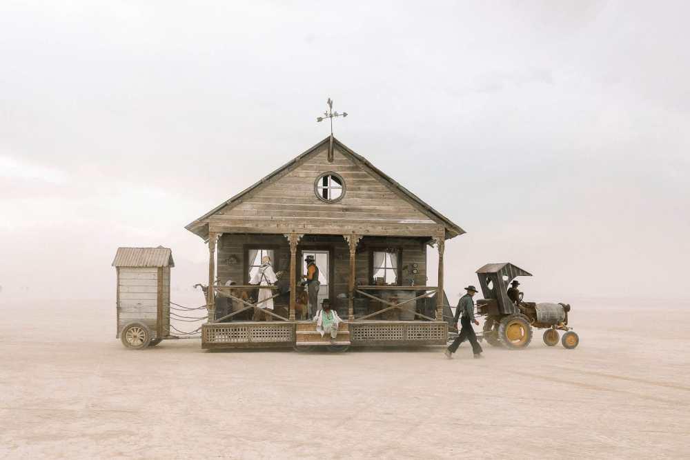Путеводитель по Burning Man для новичков (21)