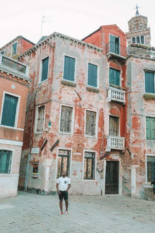 Фотографии и открытки из Венеции, Италия (12)