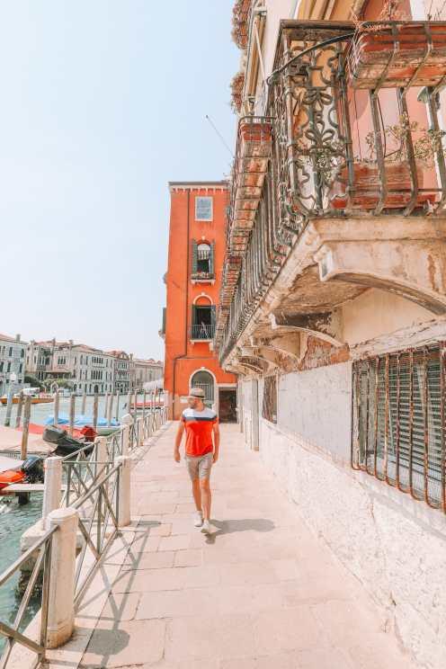 Фотографии и открытки из Венеции, Италия (19)