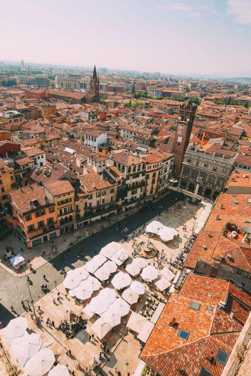 Неожиданная поездка в Верону, Италия (23)