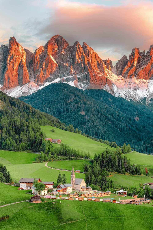 Лучшие места в Северной Италии для посещения (7)