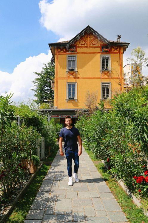 День в Комо и Белладжио ... На озере Комо, Италия (19)