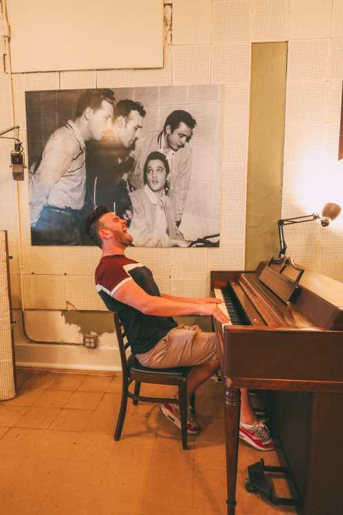 Убийство Мартина Лютера Кинга и Sun Studio - The Very Место, где был обнаружен Элвис Пресли (17)