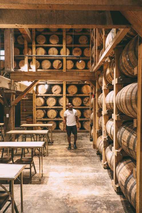 Поездка на завод Джека Дэниела ... В Линчбурге, штат Теннесси (23)