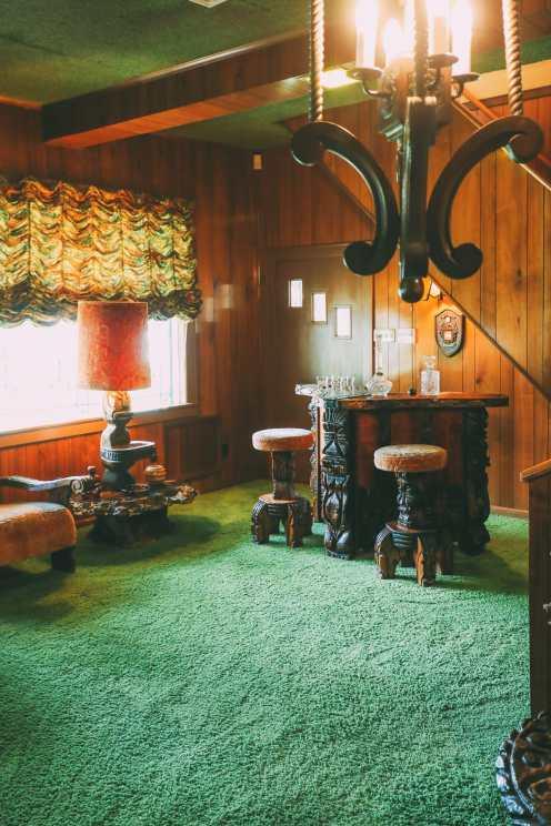 Посещение Грейсленда - Дом Элвиса Пресли (25)