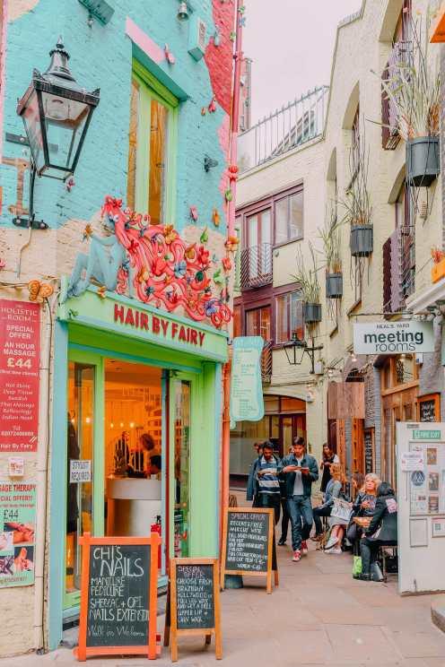 10 лучших занятий в Ковент-Гарден - Лондон (2)