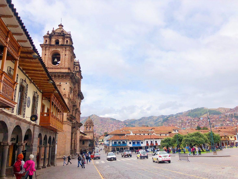 День в Куско, Перу