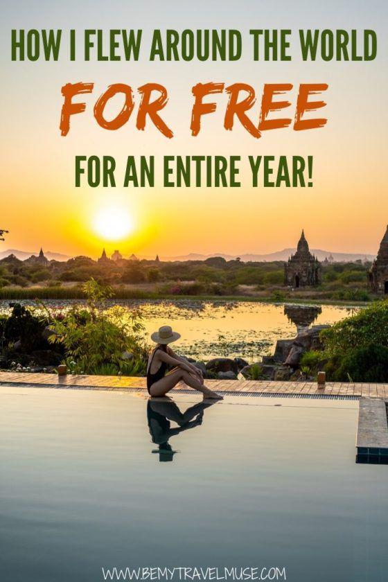 Вот все мои лучшие советы и рекомендации, которые помогли мне БЕСПЛАТНО летать по всему миру в течение всего год. Узнайте, как вы можете бесплатно летать за границу в бизнес-классе!