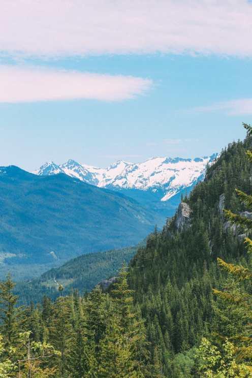 A Day In Squamish - один из лучших видов в Британской Колумбии, Канада ( 14)
