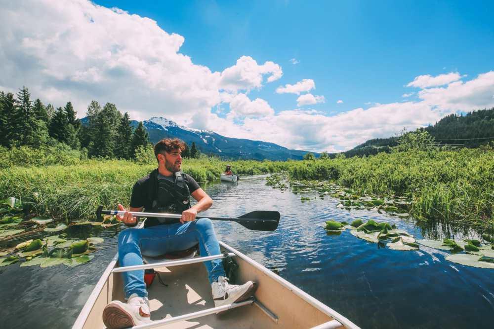 От Ванкувера до Уистлера - самый невероятный вид в Канаде! (28)