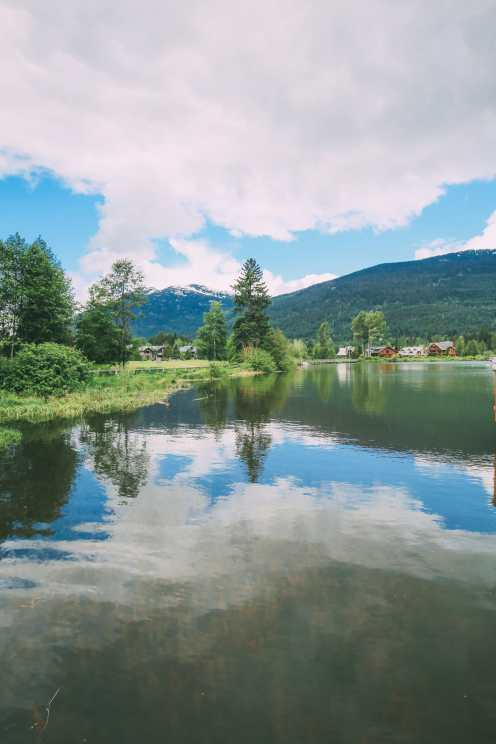 Из Ванкувера в Уистлер - самый невероятный вид в Канаде! (14)