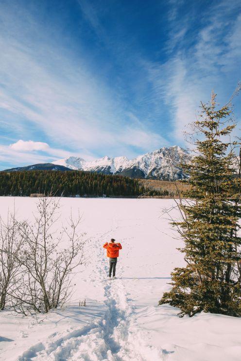 Удивительная красота национального парка Джаспер ... В Альберте, Канада (28)