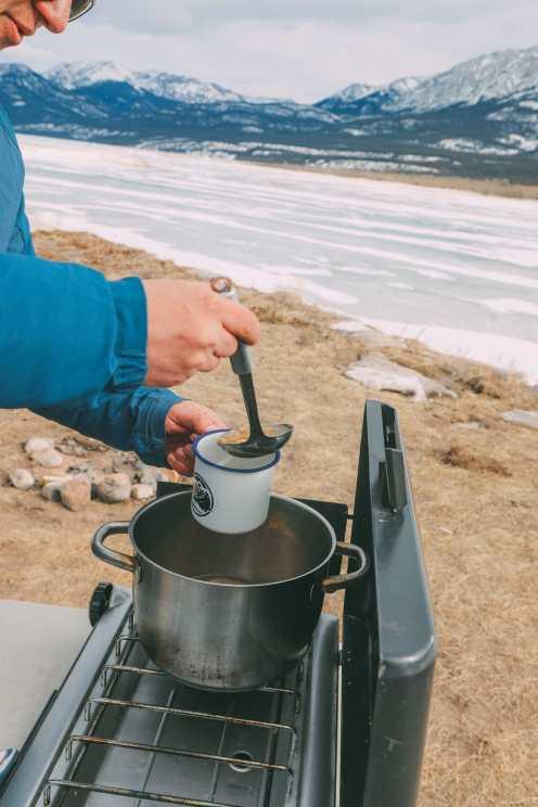 Проезжая по бульвару эпических ледяных полей Канады и находя замороженные пузыри озера Авраам (18)