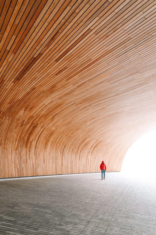 В поисках архитектурных шедевров Калгари - Studio Bell и Центральная библиотека (36)