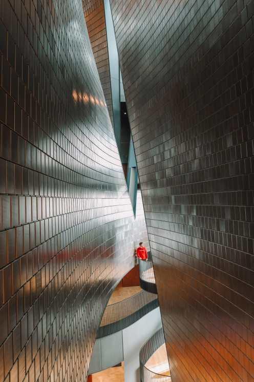 В поисках архитектурных шедевров Калгари - Studio Bell и Центральная библиотека (31)