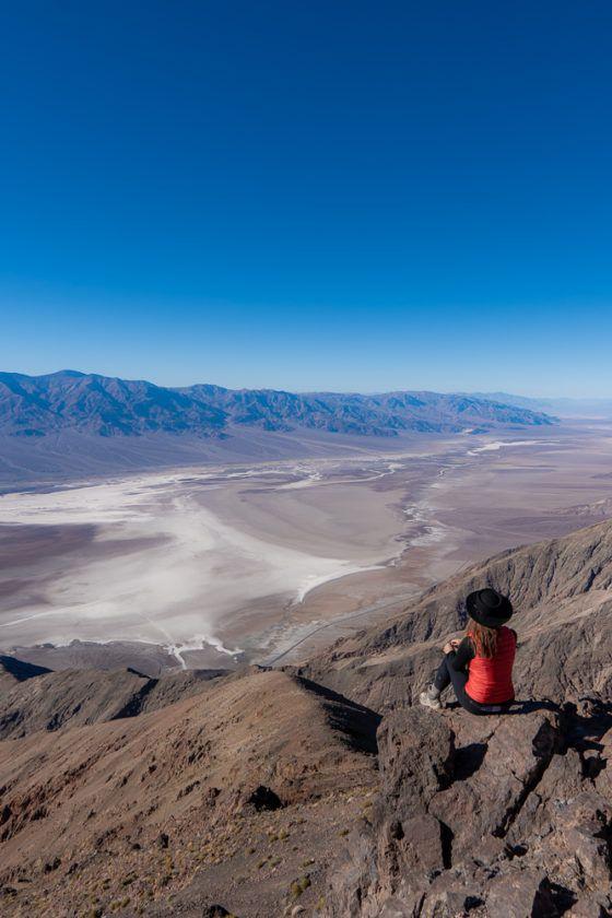 Вид Данте Долина смерти