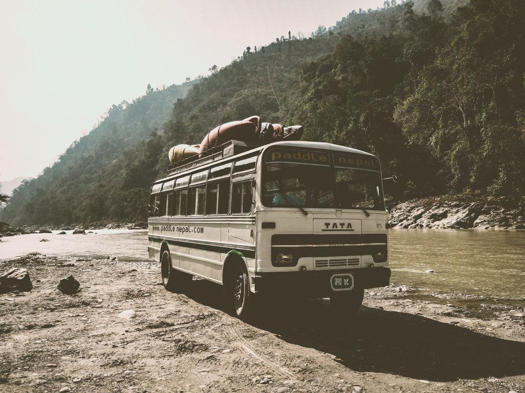 Рафтинг по реке Сети