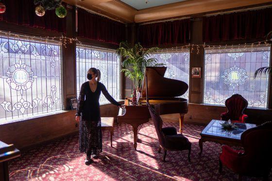 отель mizpah