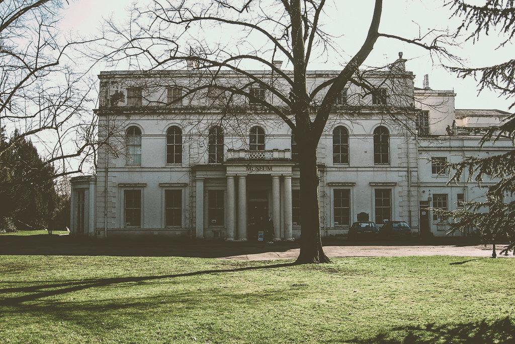 Парк Ганнерсбери