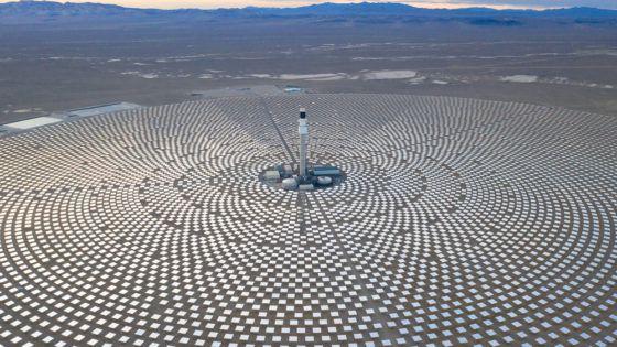 солнечные панели тонопа