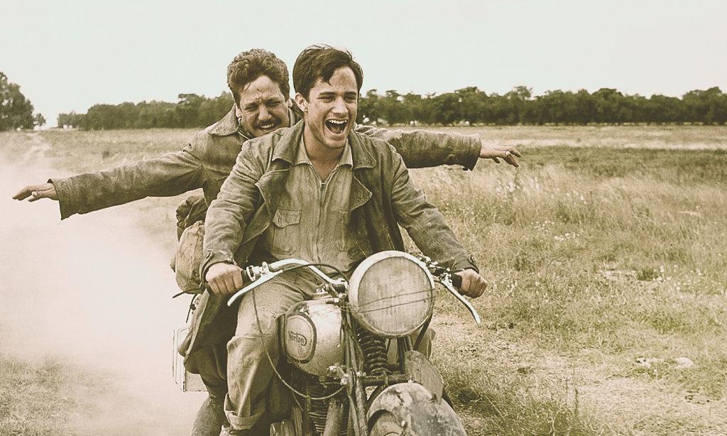 Дневники мотоциклистов