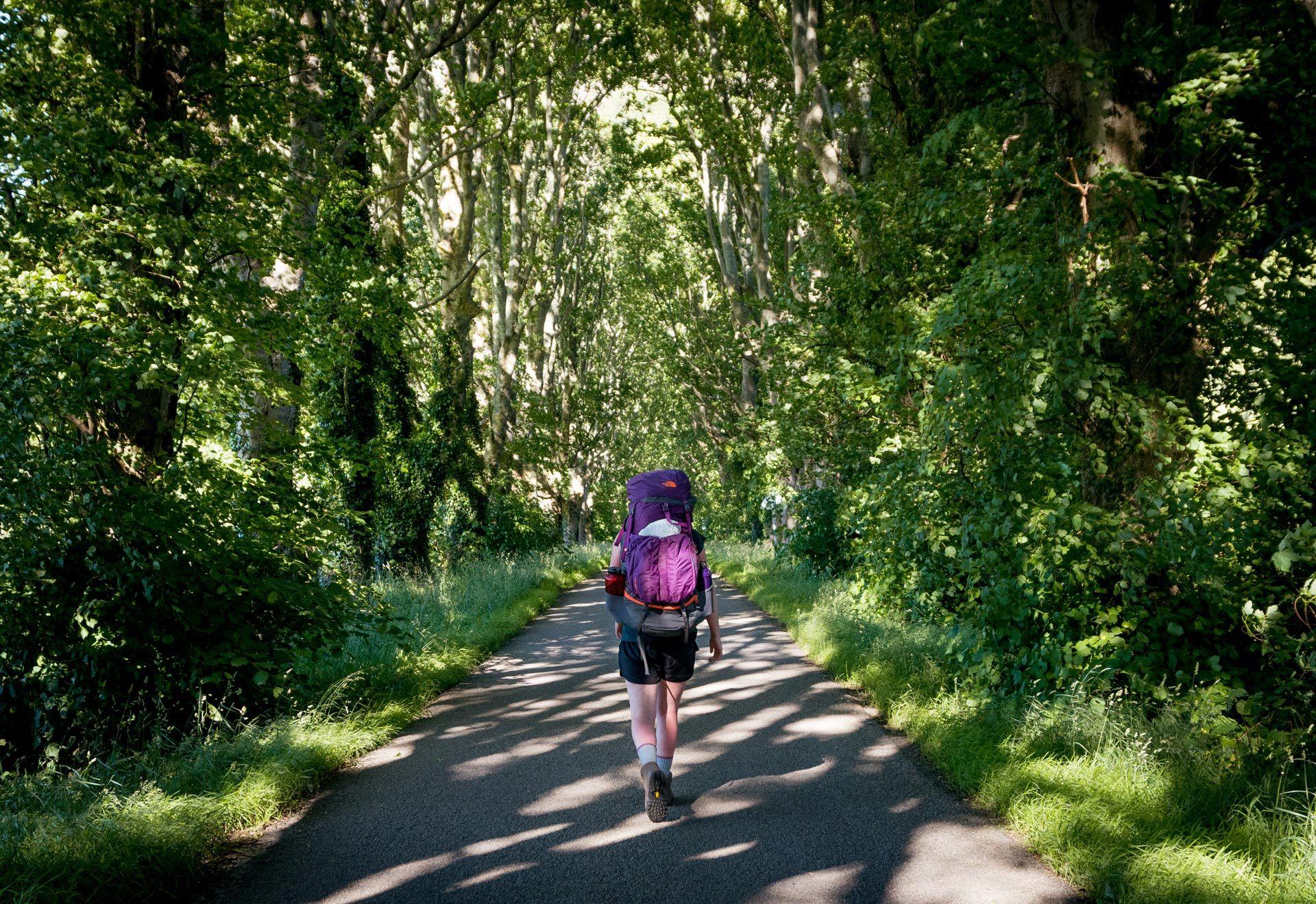 одиночный поход в Шотландию