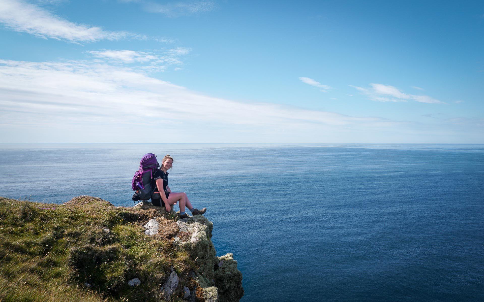 пешие прогулки по Шотландии в одиночку
