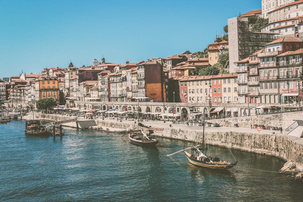 Порту в Португалии