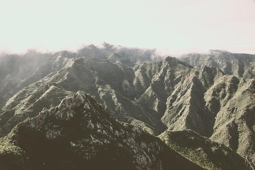 Походы по Северному Тенерифе