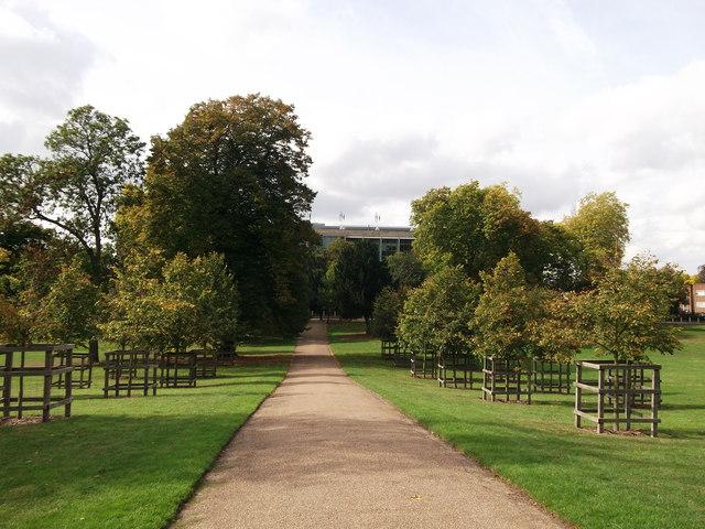 Пекхэм Рай Парк Лондон