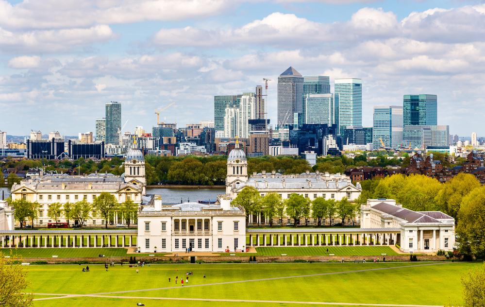 Гринвич-парк Лондон