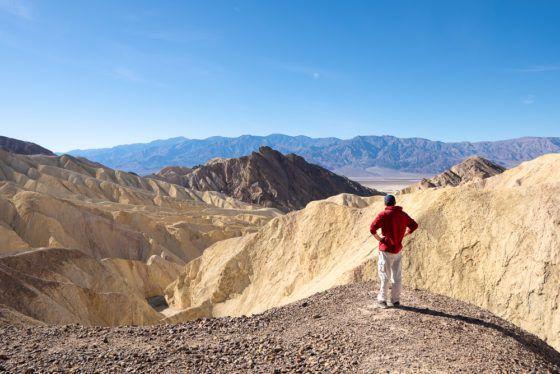 долина смерти золотого каньона