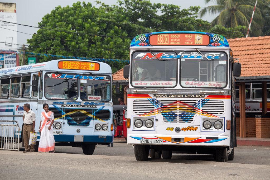 Негомбо в Канди автобусом
