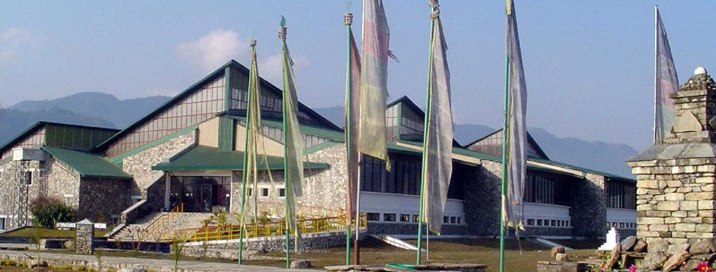 Международный горный музей, Покхара, Непал