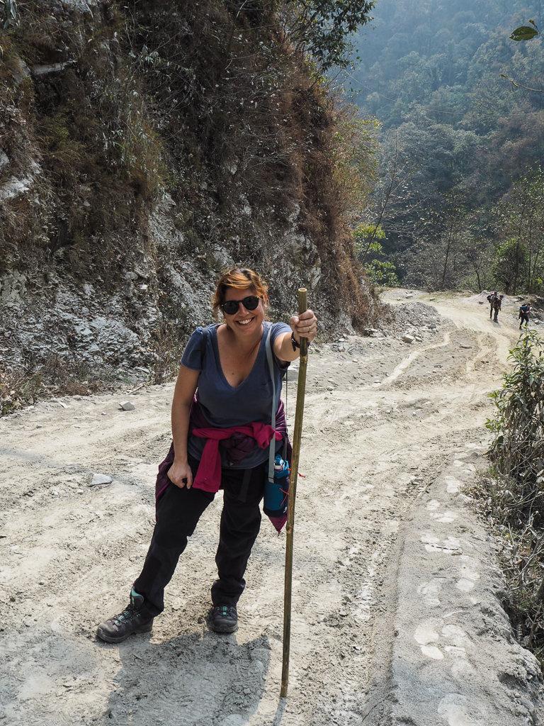 Поход в Покхару, Непал
