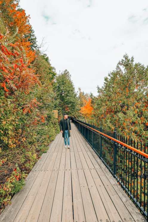 Абсолютно красивый французский город Квебек, Канада (12)
