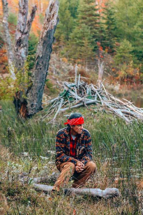 Затеряться в природе (и с бобрами) в Квебеке, Канада (14)
