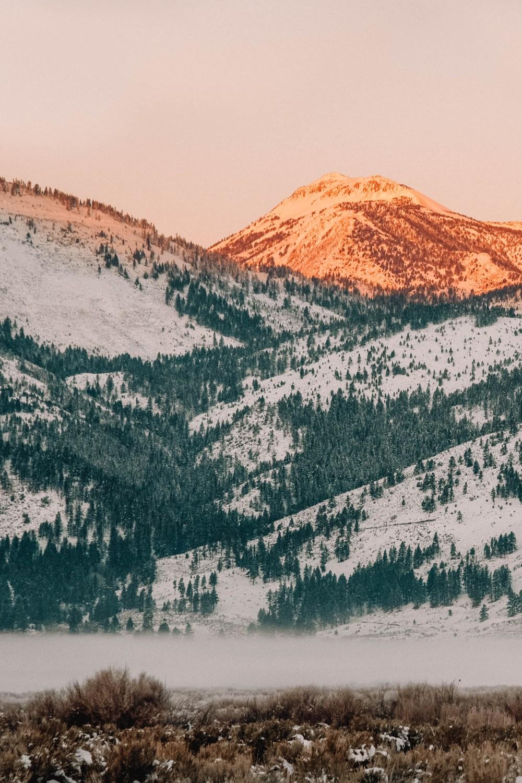 Поход на гору Роуз Невада