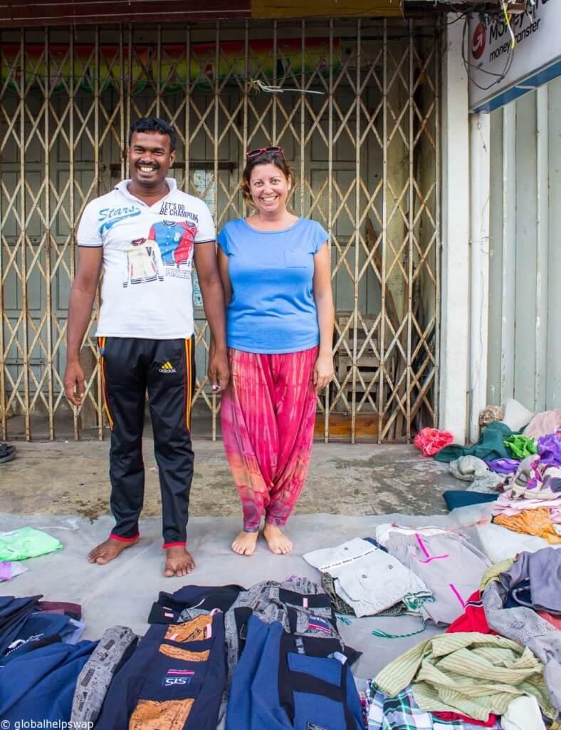 Народ Шри-Ланки