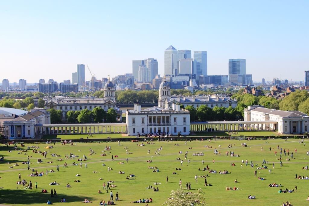 Парки Южного Лондона [19659003] Парки Южного Лондона