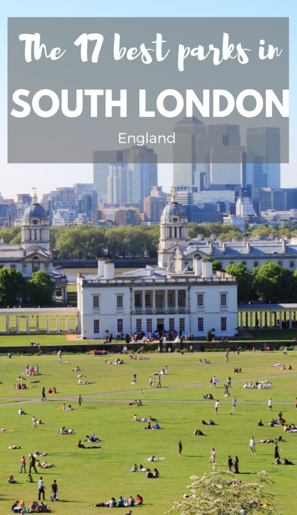 17 лучших парков на юге Лондона, Англия. Откройте для себя наши любимые зеленые насаждения в Южном Лондоне.