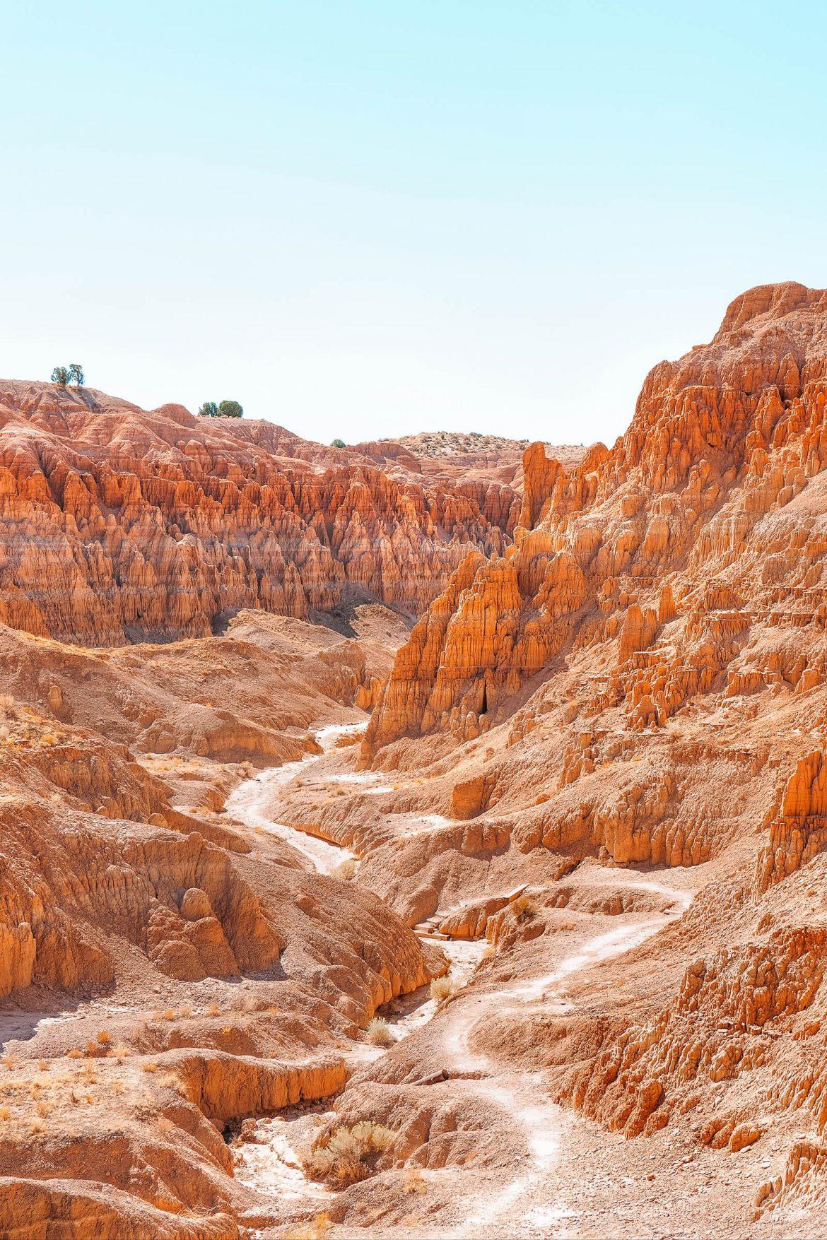 11 лучших походов в Неваде, чтобы испытать