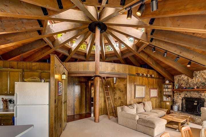 Лучшие Airbnb на озере Тахо, о которых можно только мечтать